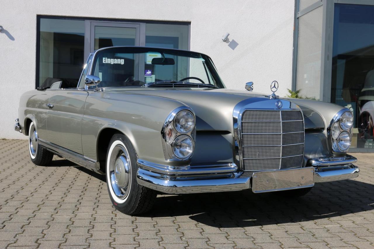 1963 mercedes benz w111 220 seb cabriolet inventory. Black Bedroom Furniture Sets. Home Design Ideas